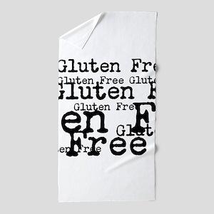 Gluten Free Beach Towel