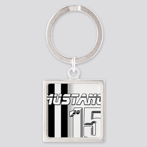 New Mustang Keychains