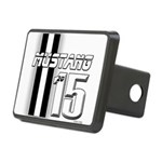 New Mustang Rectangular Hitch Cover