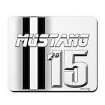 New Mustang Mousepad