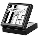 New Mustang Keepsake Box