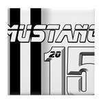 New Mustang Tile Coaster