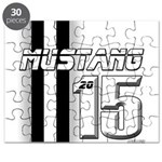 New Mustang Puzzle