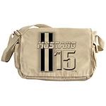 New Mustang Messenger Bag