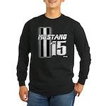 New Mustang Long Sleeve T-Shirt