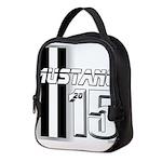 New Mustang Neoprene Lunch Bag