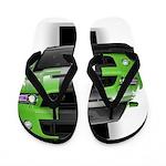 2013stanggreen Flip Flops