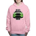 2013stanggreen Women's Hooded Sweatshirt