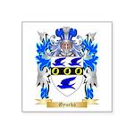 Gyurko Square Sticker 3
