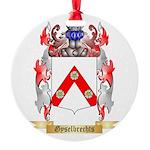 Gyselbrechts Round Ornament