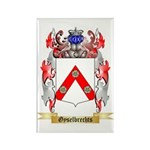 Gyselbrechts Rectangle Magnet (100 pack)