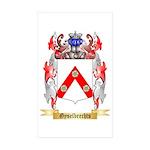 Gyselbrechts Sticker (Rectangle 50 pk)