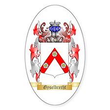 Gyselbrecht Sticker (Oval)