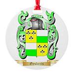Gysberts Round Ornament