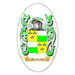 Gysberts Sticker (Oval 10 pk)