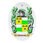 Gysberts Ornament (Oval)