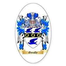 Gyroffy Sticker (Oval)