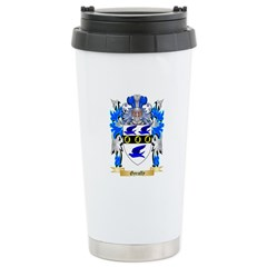 Gyroffy Stainless Steel Travel Mug