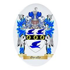 Gyroffy Ornament (Oval)