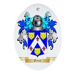 Gyon Ornament (Oval)