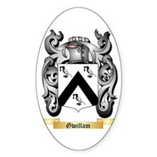 Gwillam Sticker (Oval)