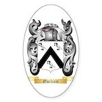 Gwiliam Sticker (Oval 50 pk)