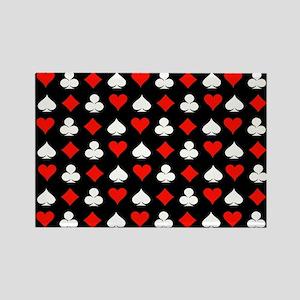 Poker Symbols Magnets