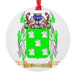 Gutierrez Round Ornament