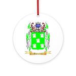 Gutierrez Ornament (Round)