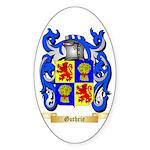 Guthrie Sticker (Oval 10 pk)