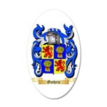 Guthrie 20x12 Oval Wall Decal