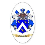 Gustowski Sticker (Oval 50 pk)