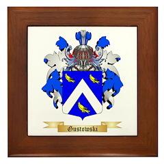 Gustowski Framed Tile