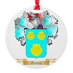 Gustav Round Ornament