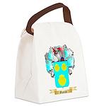 Gustav Canvas Lunch Bag