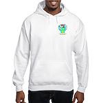 Gustar Hooded Sweatshirt