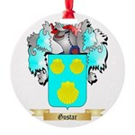 Gustar Round Ornament