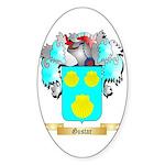 Gustar Sticker (Oval 50 pk)