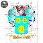 Gustafsson Puzzle