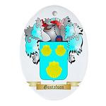 Gustafson Ornament (Oval)