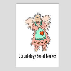 Gerontology SWF Angel Postcards (Package of 8)