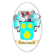 Gustafsen Sticker (Oval)