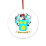 Gustafsen Ornament (Round)