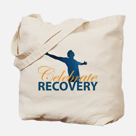 Celebrate Recovery Design Tote Bag