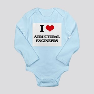 I love Structural Engineers Body Suit