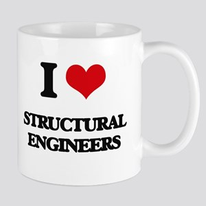 I love Structural Engineers Mugs