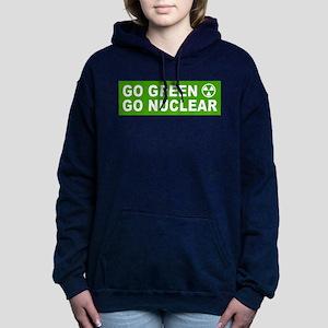 3-Go Green Go Nuclear2 Sweatshirt