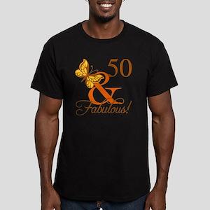 50th Birthday Butterfly T-Shirt