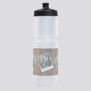 Personalizable Instant Sports Bottle