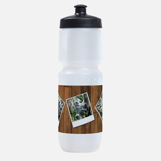 Personalizable Instant Sports Bottle